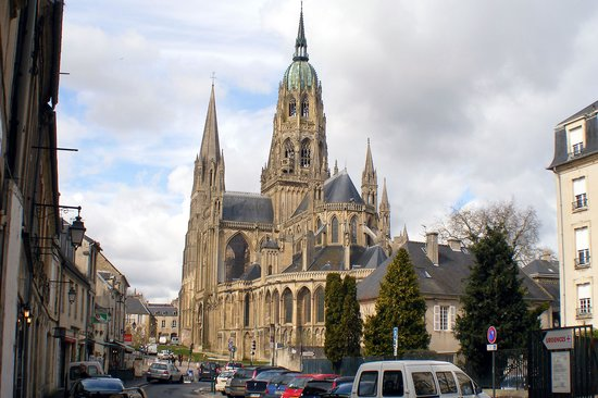 Bayeux Cathedral - Picture of Bayeux Tapestry Museum, Bayeux - TripAdvisor
