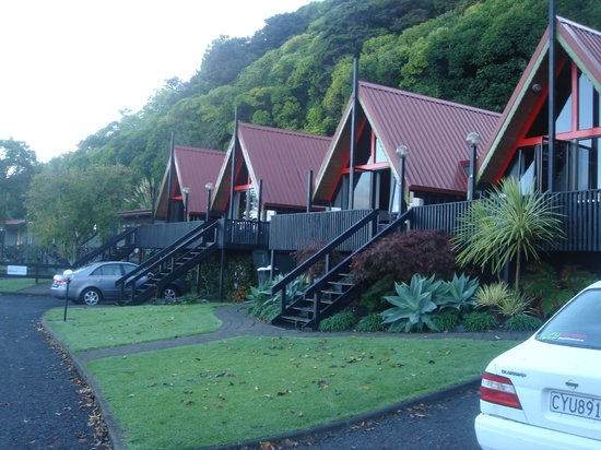 Coastal Motor Lodge: Chalets