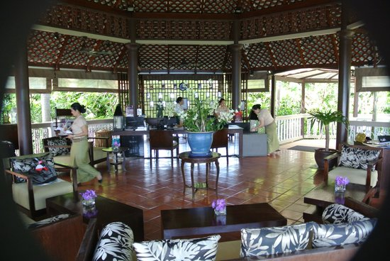 Centara Villas Phuket: lobby