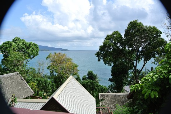 Centara Villas Phuket: view from 118