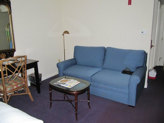 The Bellmoor Inn and Spa : Couch 