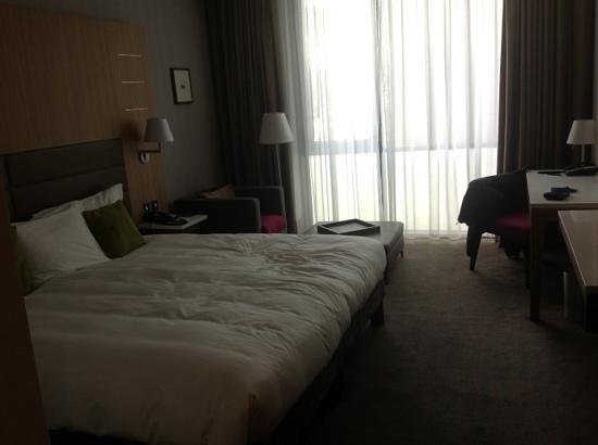 Radisson Blu Royal Hotel, Dublin: Room 210