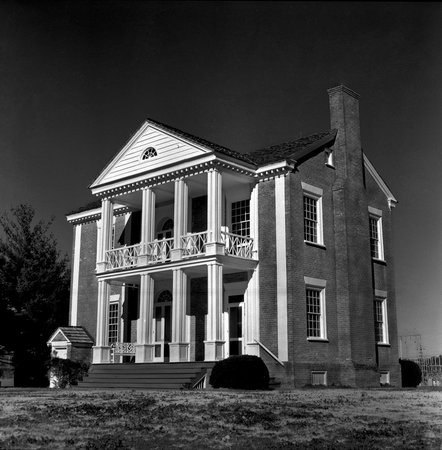 Chatsworth, GA: Chief Vann's House