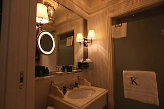 Hotel Keppler : Bathroom 