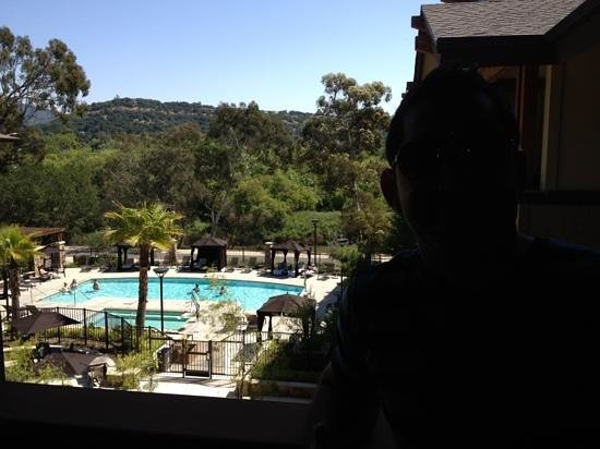 The Westin Verasa Napa: great pool