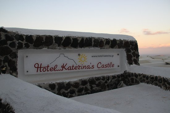 Photo of Hotel Katerina's Castle Imerovigli