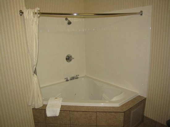 Inn on Barons Creek: Tub and Shower