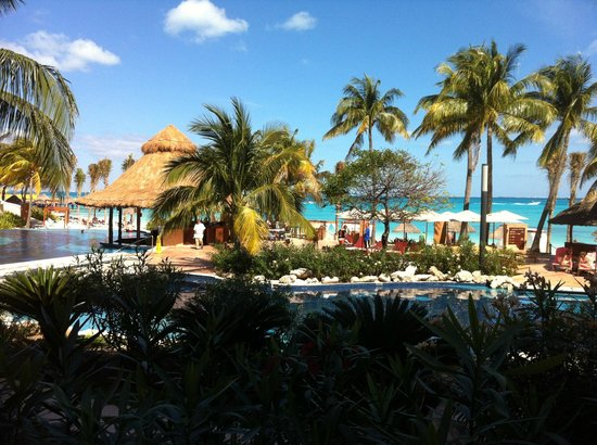 Fiesta Americana Grand Coral Beach Resort & Spa: y esto no es nada!!!