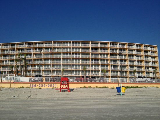 Holiday Inn Resort Daytona Beach Oceanfront : From the Beach 