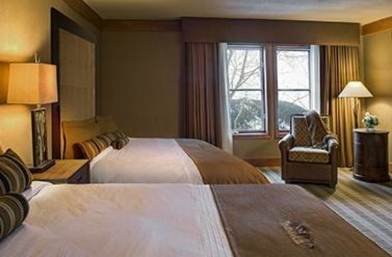 Wyoming Inn of Jackson Hole: Inn Double Queen Guest Room