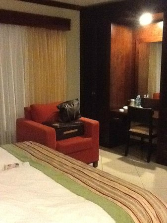 Doubletree Resort by Hilton, Central Pacific - Costa Rica: Master bedroom of Presidential Suite