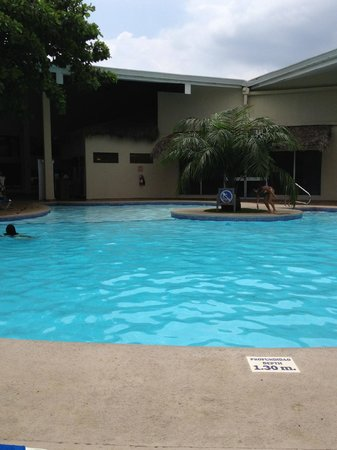 Doubletree Resort by Hilton, Central Pacific - Costa Rica: Relaxing Pool~No Kids Allowed