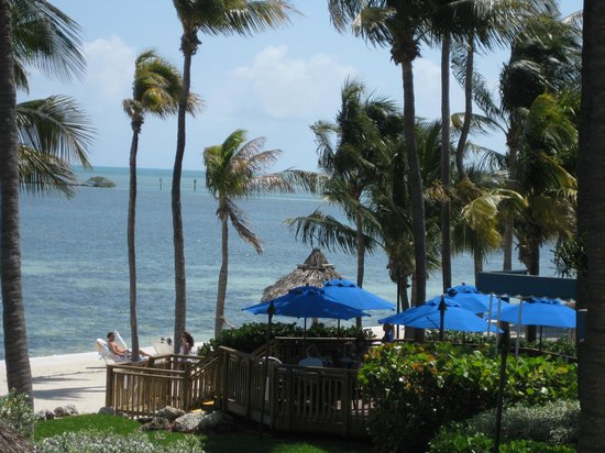Hampton Inn and Suites Islamorada: view from our balcony