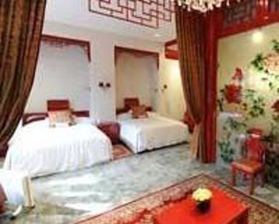 Yuanping hotels