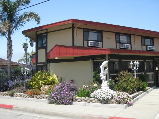 Red Roof Inn Monterey: Exterior 1