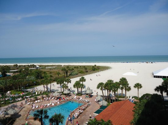 Sheraton Sand Key Resort: Sand Key