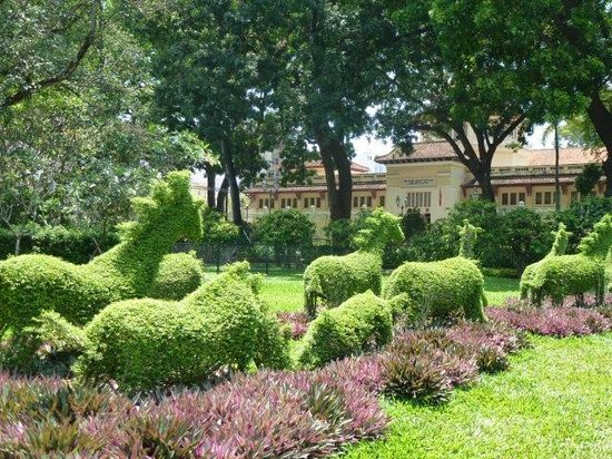 lovely gardens - Picture of Zoo and Botanical Gardens, Ho Chi Minh City