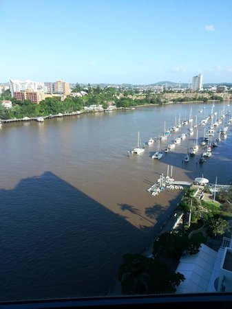 Stamford Plaza Brisbane: View from Room
