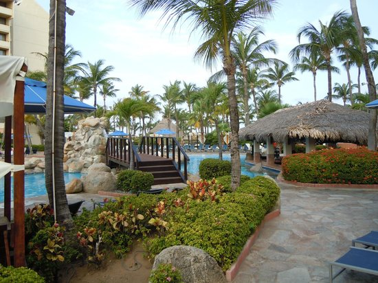 Occidental Grand Aruba: pool