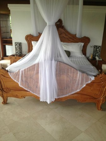 Amori Villa: Best bed
