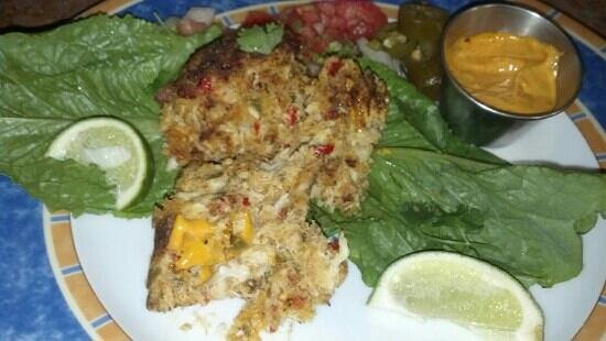 Pottstown, PA: Crabcake