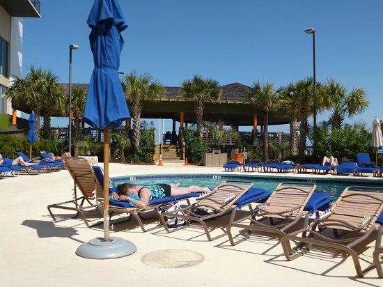 Hilton Myrtle Beach Resort: south pool