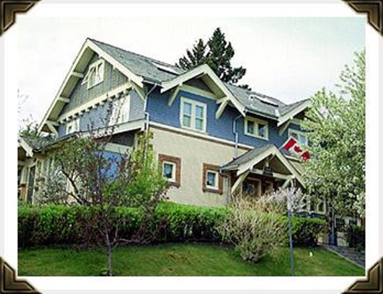 Calgary Historic Bed and Breakfast at Twin Gables Resmi