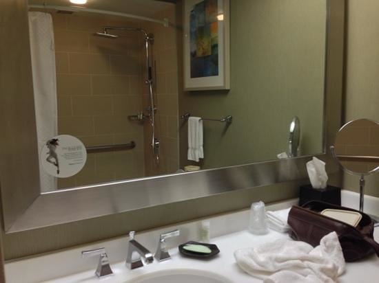 The Westin San Francisco Airport: bathroom