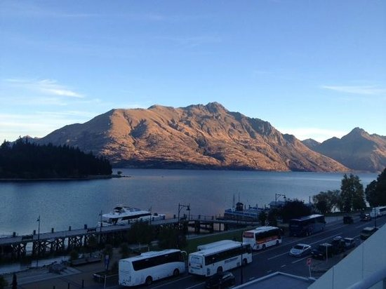 Crowne Plaza Queenstown: nice views