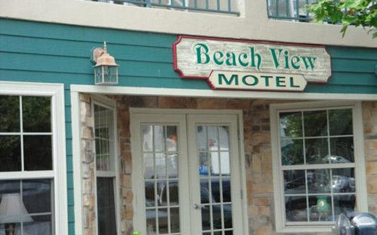Beach View Motel-billede