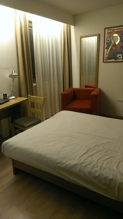 Ibis Styles Antwerpen City Center: Room 601