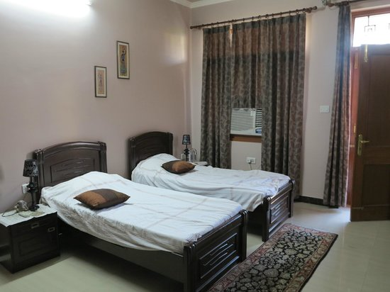Jaipur Friendly Villa: Twin room