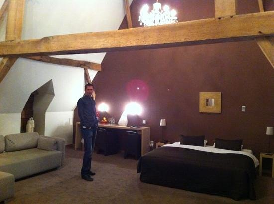Heverlee, Belgio: Suite at The Lodge