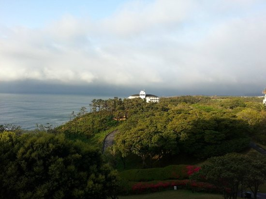 The Shilla Jeju: Room with a view