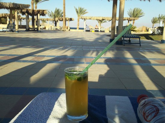 Taba Paradise Resort: Mojito by the pool