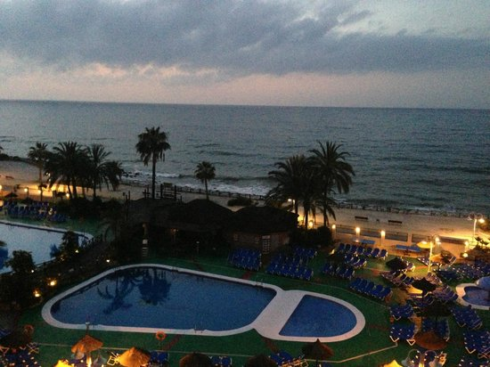 Sunset Beach Club: view from room 615