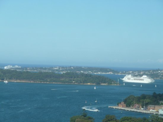 ‪‪InterContinental Sydney‬: Harbour Views‬