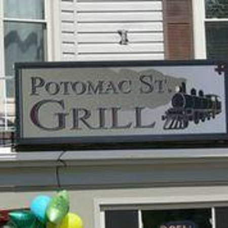 Brunswick, MD: Potomac Grill Entrance