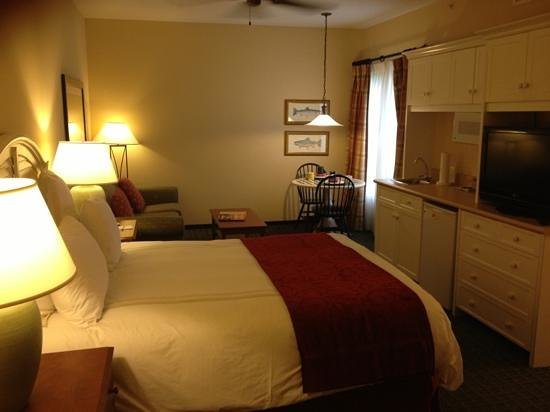 Marriott&#39;s Willow Ridge Lodge: studio room
