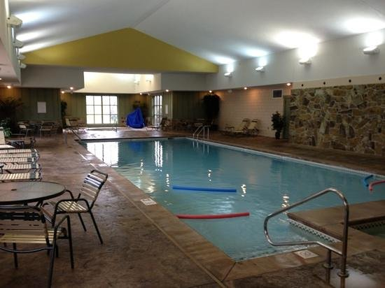 Marriott&#39;s Willow Ridge Lodge: indoor pool