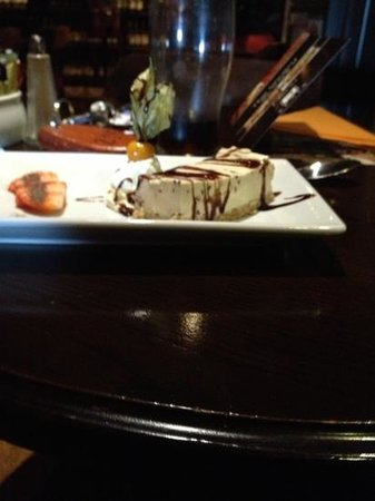 Yeats Country Hotel, Spa and Leisure Centre: good cheese cake!!
