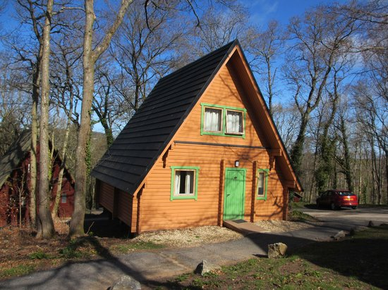 Chudleigh, UK: 2 Storey Lodge