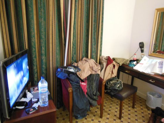 Thistle Manchester City Centre, The Portland: Room (Mess)