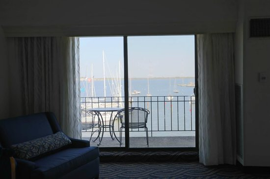 Annapolis Marriott Waterfront: View