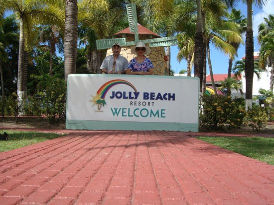 jolly beach antigua