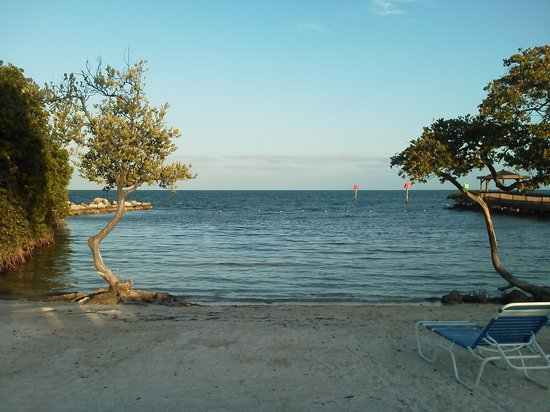 Ocean Pointe Suites at Key Largo: The Beach