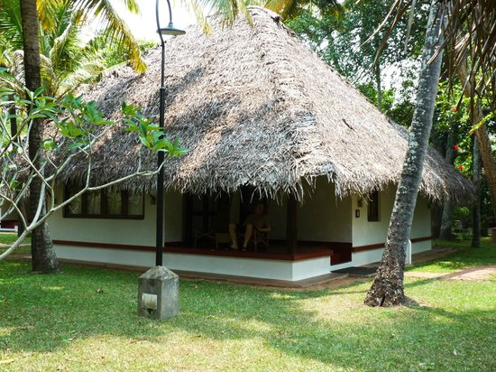 Marari Beach Resort: Garden Villa n°26