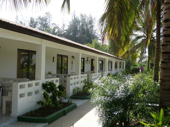 Holiday Beach Club Hotel: Bungalow rooms