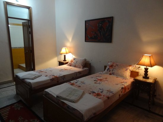 N.Homestay: Double room