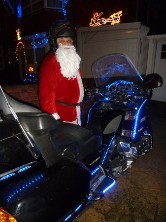 Santa Came to Camelot House